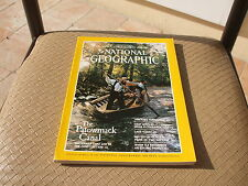 NATIONAL GEOGRAPHIC - JUNE 1987 - Vol 171 - n° 6 (en Anglais)
