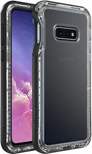 LifeProof NEXT Series Drop Proof Case for Samsung Galaxy S10e - Black Crystal