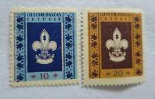 LITHUANIA OLD SCOUTING STAMPS MNH** ( scarce ? !)  /ct7657
