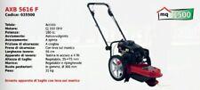 Cortador de cepillo a ruedas empuje Axb5616f serie Attila cabezal 4 Inalámbrico