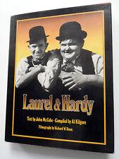 LAUREL & HARDY Book 1975 Al KILGORE Dutton Publ. FILM Movie SLAPSTICK Comedy AK