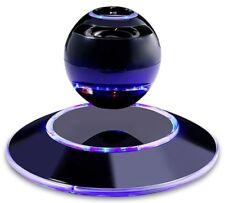 BLUETOOTH SPEAKER LED LEVITATING 3D Floating MAGLEV Wireless Magnetic Levitation