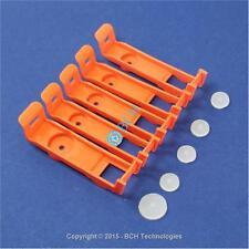 5 Cartridge Clip w/ Pad for HP 564 920 XL - Poor Man's DIY Refill Kit CIS Prime