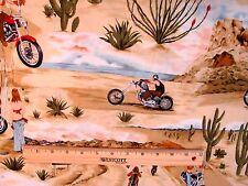 Island Prints BY Robert Kaufman Motorcycle Gangs Biker Gangs The Wild One