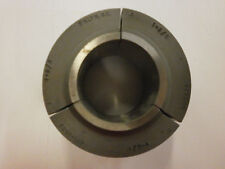 "Nardco #5 Warner Swasey 1-5/8"" Round Smooth Collet Pad Jaws USA 471-1002 CP29"
