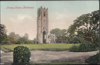 Yorkshire Postcard - Friary Tower, Richmond    RS2516
