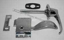 NEW! Cab Door Repair Kit! Non-Locking Handle, LH Latch, Gasket & Striker Plate
