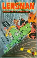 Lensman 1: birth of a Lensman (Tim eldred) (TPB, estados unidos 1991)