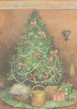 CHRISTMAS TREE Hallmark Christmas Greeting Card w/ Envelope MG12