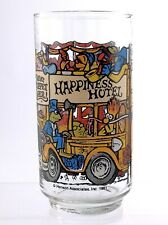 Happiness Hotel Great Muppet Caper Glass Cup Henson Association Mcdonalds M187