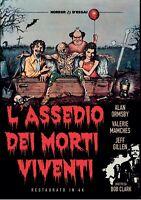 2529278 1112340 Dvd Assedio Dei Morti Viventi (L') (Restaurato In 4K) (Edizione