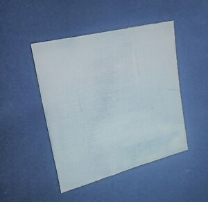 Indium Sheet Foil 99.995% 100mm by 100mm by 0.20 mm thick