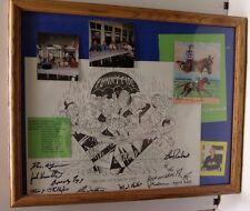 PEB PIERRE BELLOCQ + Funny Cide + Triple Crown, Collage, photos, Autographs