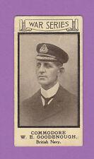 SOLITE  FLOUR -  VERY  RARE  MILITARY  CARD  -  WAR  PORTRAITS  NO. 40  - 1915