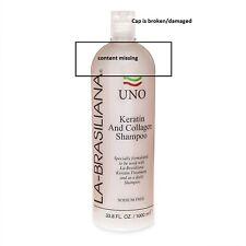 La-Brasiliana Uno Keratin and Collagen Shampoo, 33.8 fl.oz. *