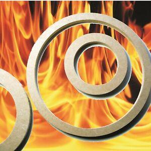 Round Speaker Ring MDF