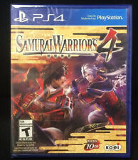 Samurai Warriors 4 (Sony PlayStation 4, 2014)