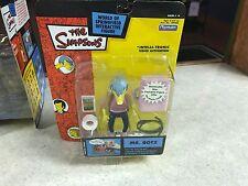 2003 Playmates The Simpsons TV Show Figure MOC Intelli - MS. BOTZ
