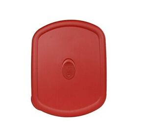 PYREX Vented Rectangular 3 Qt 12C Red Replacement Lid For Glass Container 8212