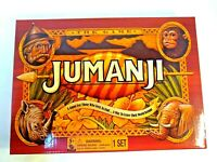 Jumanji Board Game  Travel Edition  for 2  players  New in box  Ages 5+