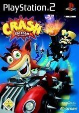 PS2 / Sony Playstation 2 Spiel - Crash: Tag Team Racing mit OVP