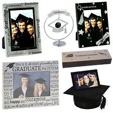 Graduation Gifts - Photo Frames, Certificate Holder, Box & More - Choose Item