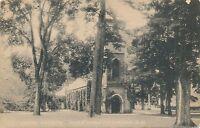 HYDE PARK NY – St. James Episcopal Church Rotograph Postcard