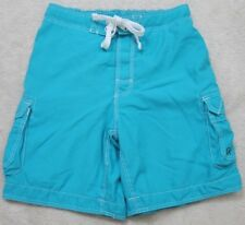 Ocean Pacific Swimming Board Shorts Trunks Blue Men's Polyester Medium 32/34 x 8