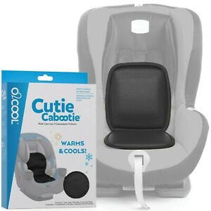 O2COOL Cutie Cabootie Cooling / Warming Gel Seat Liner - Washable, easy to use!