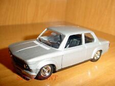 BMW 2002 TURBO 1973 SILVER 1:43 MINT!!!