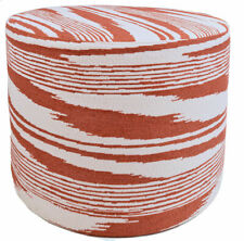 MISSONIHOME CYLINDER POUF ANEMONE DREAM COLLECTION  SAFI 361 WOOL LINEN BLEND