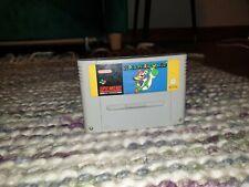 Super Mario World Super Nintendo SNES Cartridge PAL