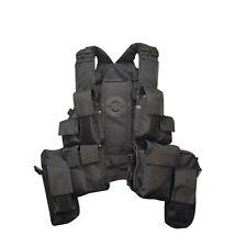 Black 5ive star gear Atlanco 11 pocket tactical load bearing vest OSFM new SSV-5