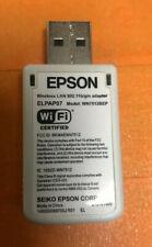 151 SOLD!... Epson Wireless Wifi LAN Module (ELPAP07) V12H418P12 For Projectors