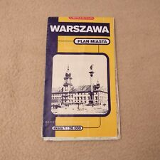 Copernicus Warszawa Plan Miasta skala 1:26000