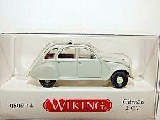Wiking Citroen 2CV