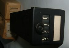 4 x GPO 100C 48v vintage electro-mechanical counter 2800 ohm coil