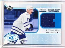 2005/06 UD ICE COOL THREADS ALEXANDER STEEN COOL THREADS