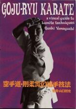 Okinawa Goju-ryu Karate Kumite Techniques by Goshi Yamaguchi Japan Book