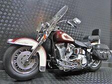 Motorcycle Harley Davidson Model Easy Rod Custom Rider Bike 1 10 Chopper Metal
