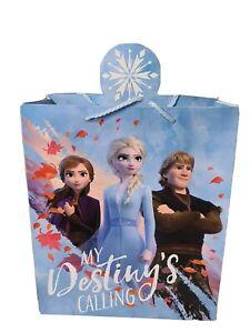 Gift Bags Large Frozen II  26x31cm
