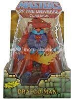 Draego-Man Masters of the Universe Classics MOC NEU & OVP www_ MotU -Classics_de