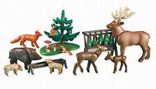 YRTS 6316 Playmobil - ANIMALES DEL BOSQUE ¡New! Precintado en Bolsa