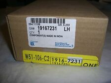NOS OEM Genuine GM 2003-2007 Cadillac CTS LS Outer Tie Rod End Part #19167231
