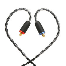 MMCX Audio Cable 3.5mm for Shure SE215/315/425/535/846 UE900 Headphones Y6V8