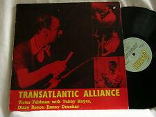 VICTOR FELDMAN TransAtlantic Alliance Tubby Hayes Phil Seamen Dizzy Reece LP