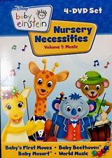 Disney Baby Einstein Nursery Necessities Vol 1: Music