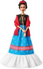 Barbie Inspiring Women Series Frida Kahlo Doll Barbie Collectibles