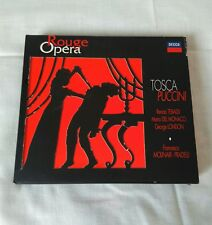 DOUBLE CD MOZART - LA FLUTE ENCHANTEE - OPERA ROUGE