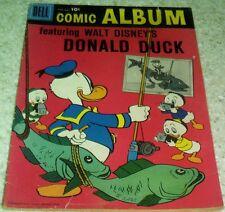 Comic Album 1: Walt Disney's Donald Duck, (FN- 5.5) 1958 50% off Guide!